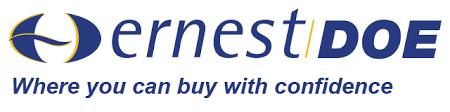 Ernest Doe (Benington) Logo
