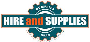 Hire & Supplies Dumfries Logo