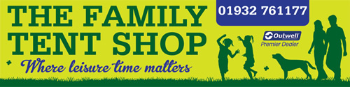 The Family Tent Shop Logo