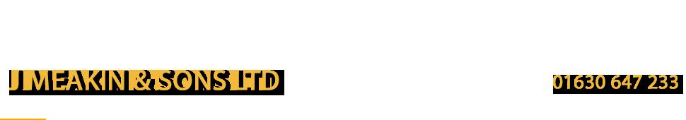 James Meakin & Sons Ltd Logo