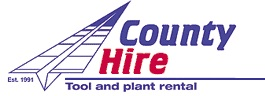County Hire Ltd (Tadley) Logo