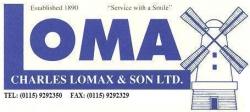 Charles Lomax & Son Ltd Logo