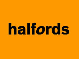 Halfords Bromborough Logo