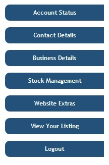 Account Management Options