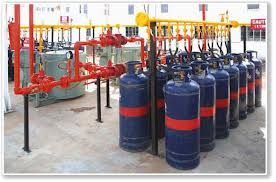 Find lpg gas products for industrial gas