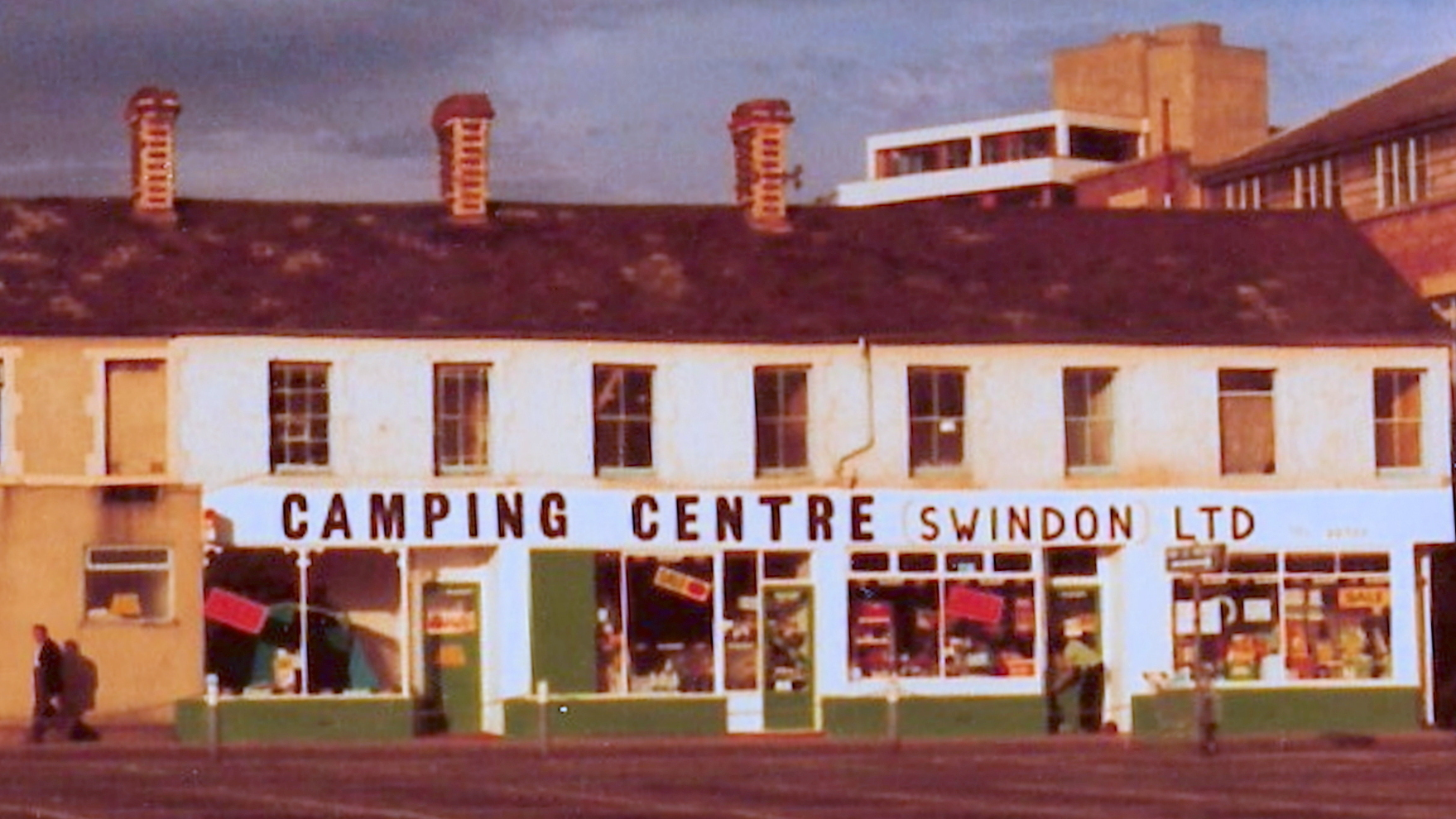 Camping Centre Swindon