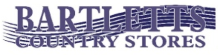 Bartletts Country Stores  Logo