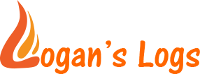 Logan's Logs Logo