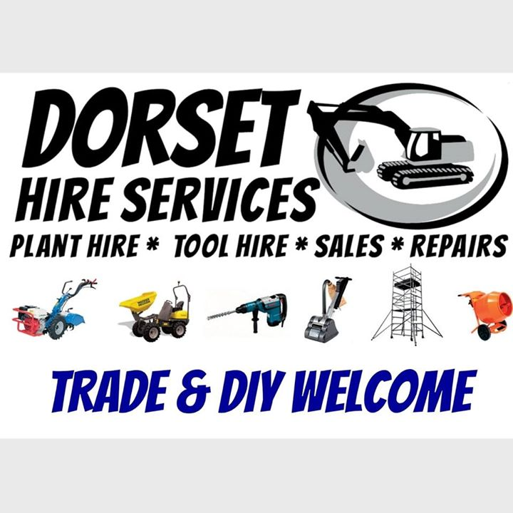 Dorset Hire Services (Swanage) Logo