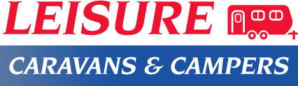 Leisure Caravans & Campers Logo