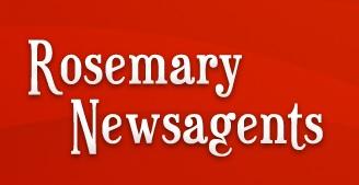 Rosemary Newsagents Logo