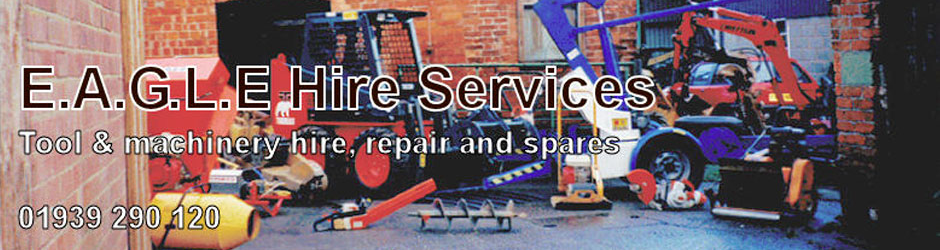 Eagle Hire Services Logo