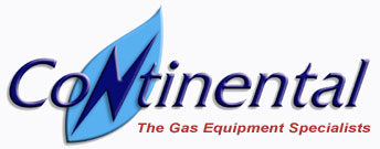 Continental bottled gas available at Gas Tech & Gear