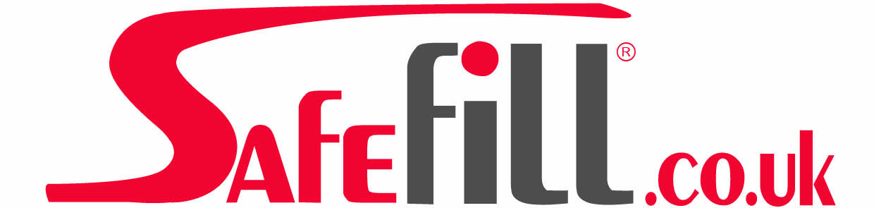 Safefill bottled gas available at Portable Gas Supplies