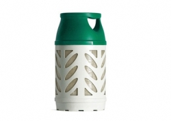 BP Gas Gaslight 10kg refillable cylinder image
