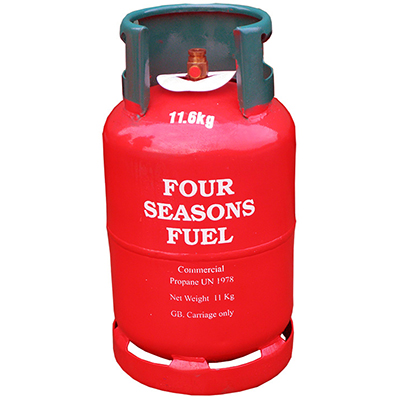 FOUR SEASONS FUEL 11kg Propane Gas Cylinder image