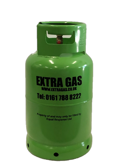 Extragas Patio 11 kg Propane cylinder