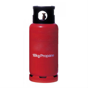 Portable Gas 18kg Propane refillable cylinder