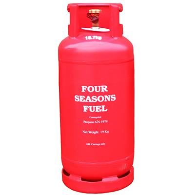 FOUR SEASONS FUEL 19kg Propane Gas Cylinder image