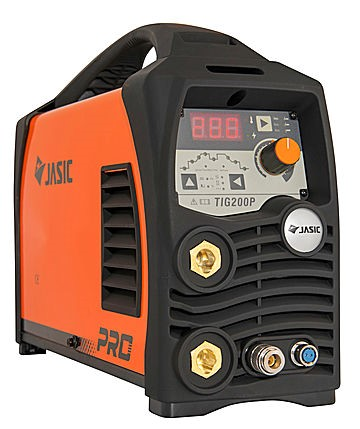 Jasic Pro TIG 200 Pulse Dual Voltage
