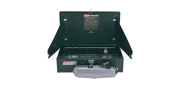 Coleman  Unleaded 2-Burner Stove Image