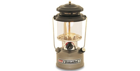 Coleman  Unleaded 1 Mantle Lantern Image