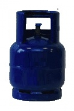Portable Gas 4.5kg Butane refillable cylinder
