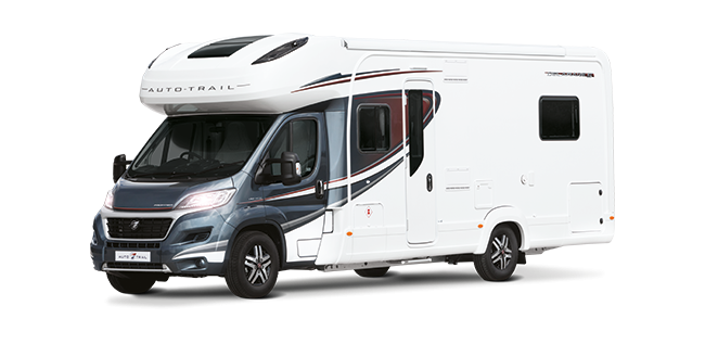 Auto-Trail Frontier Delaware S Motorhome Image