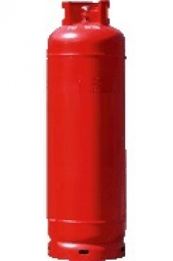 Portable Gas 47kg Propane refillable cylinder