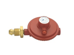 Continental LOW PRESSURE PROPANE REGULATOR c/w outlet nozzle Image