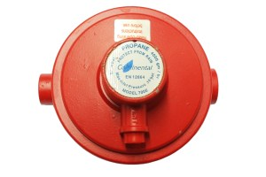 Continental 37MBAR PROPANE REGULATOR NO POL Image