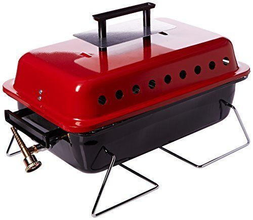 Lifestyle Portable Camping Gas BBQ Image