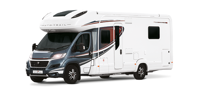 Auto-Trail Frontier Delaware Motorhome Image