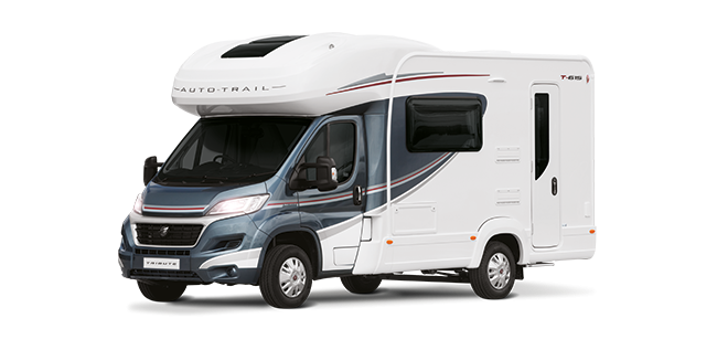 Auto-Trail Tribute 615 Motorhome Image