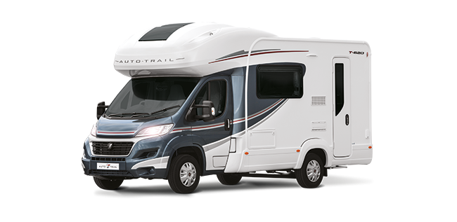 Auto-Trail Tribute 620 Motorhome Image