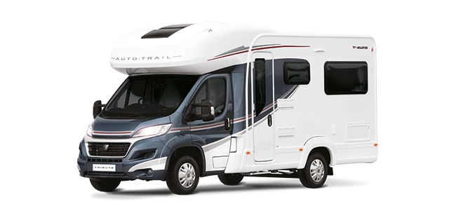 Auto-Trail Tribute 625 Motorhome Image