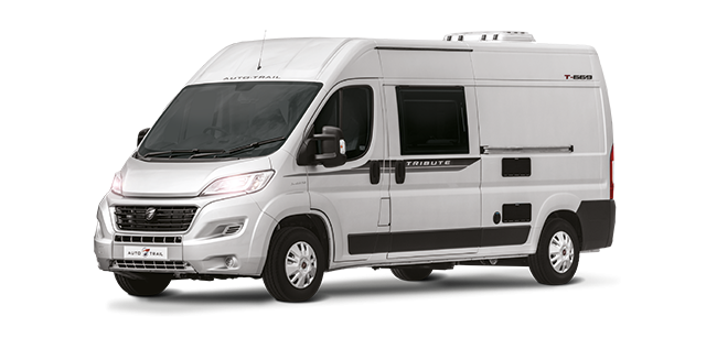 Auto-Trail Tribute 669 Motorhome Image