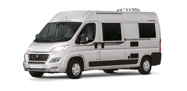 Auto-Trail Tribute 670 Motorhome Image