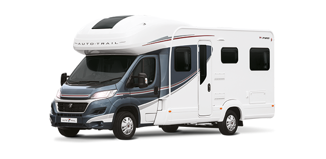 Auto-Trail Tribute 720 Motorhome Image
