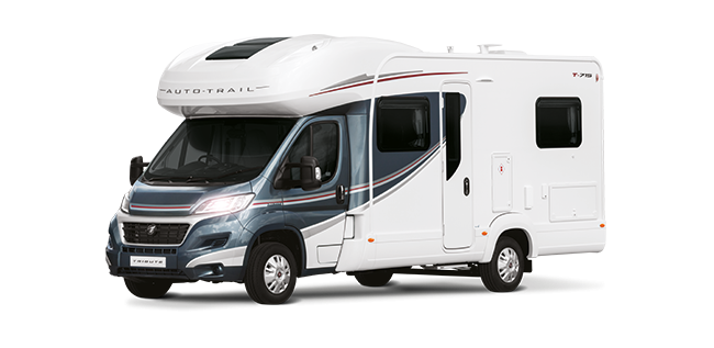 Auto-Trail Tribute 715 Motorhome Image
