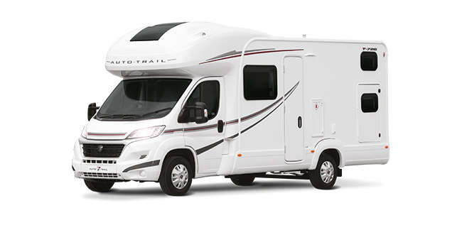 Auto-Trail Tribute 726 Motorhome Image