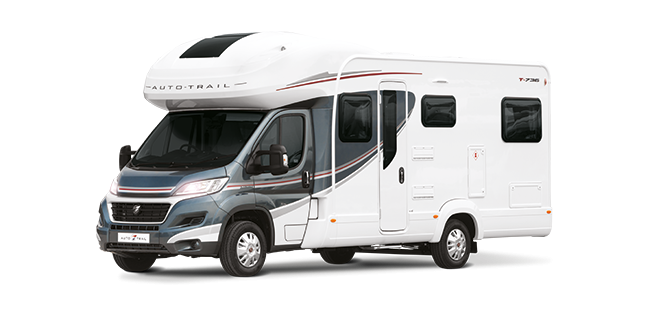 Auto-Trail Tribute 736 Motorhome Image