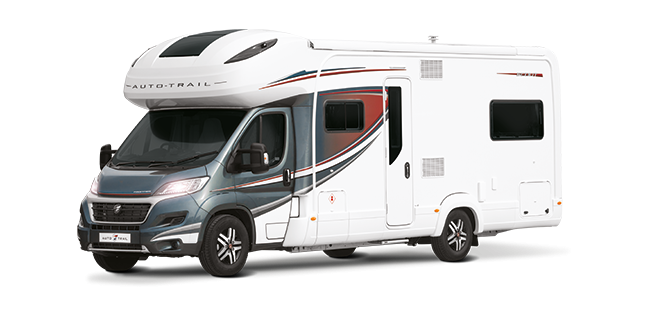 Auto-Trail Frontier Scout Motorhome Image