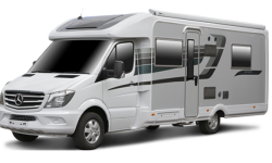 Auto-Sleepers Burford Duo Motorhome
