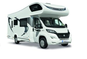 Chausson Overcab C514 Motorhome