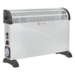 Sealey CD2005TT Convector Heater with Turbo Fan & Timer Image