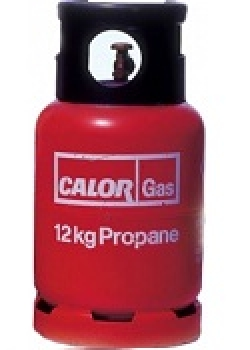 Calor Gas N.I.12kg FLT refillable cylinder Image