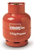 Calor Gas 3.9 kg refillable cylinder