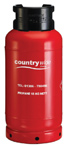 Countrywide 18kg FLT refillable cylinder