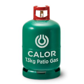 Calor Gas patio 13 kg Propane cylinder Image